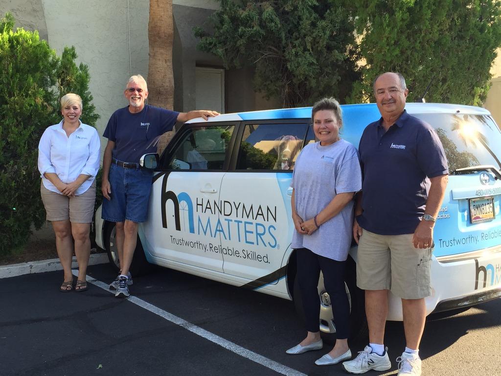 Handyman Matters Scottsdale