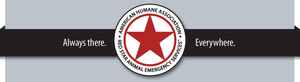 American humane red star