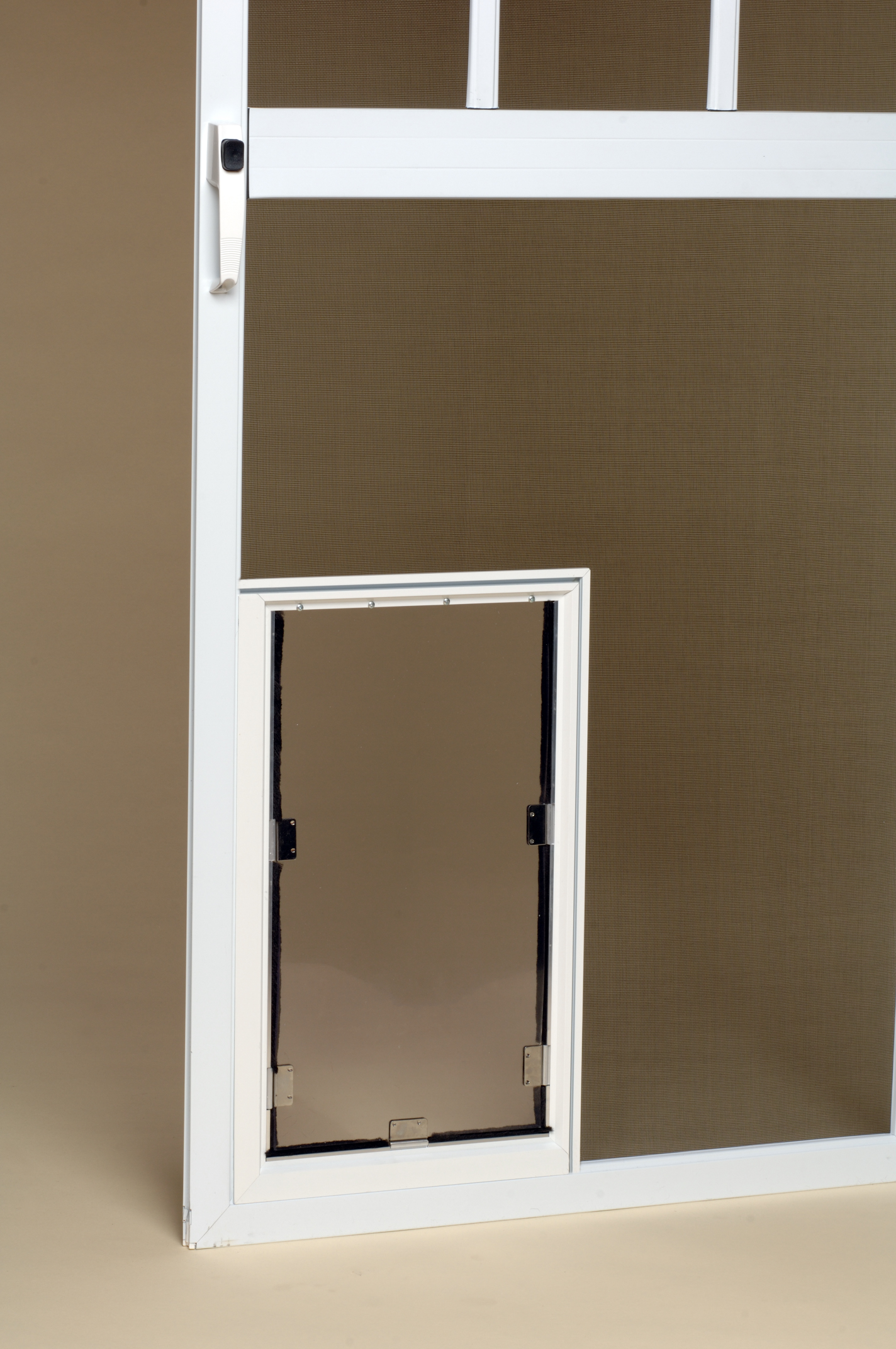 Merveilleux Screen Model Pet Door Installation (Standard Model)