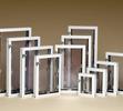 Hale Pet Door brand Dog Doors come in 11 Standard Sizes