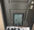 Doggy Door Through a People Door