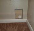 Side Load Wall Dog Door