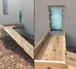 Doggy Door Ramp with Pet Door