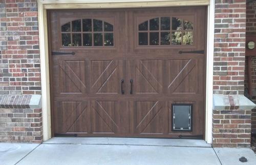 Door Installation of a Hale Pet Door