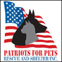 Patriots for pets