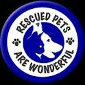 Rescued pets logo4