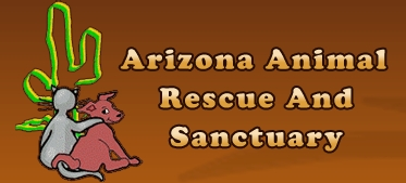 Arizona animal rescue and sanctuary
