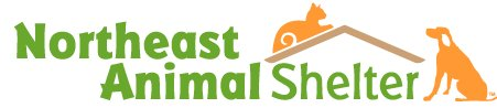 Northeast animal shelter logo