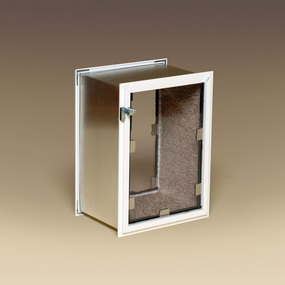Rain Cap · Wall Model Pet Door ...