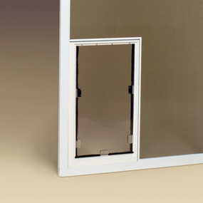 Hale Pet Door Screen Pet Door