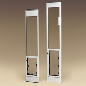 dog doors for sliding glass doors. Standard Panel Model Pet Door. Omni And Models Together Dog Doors For Sliding Glass E