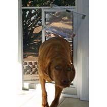 A Happy Customer of our Screen Door Model
