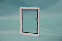 White Screen Model Pet Door