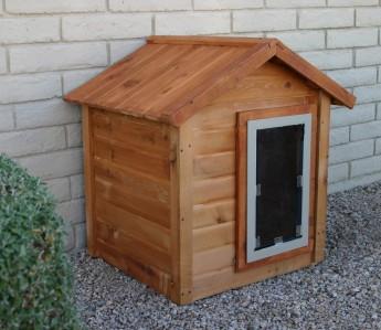 Hale Pet Door Peaked Roof Security Barrier