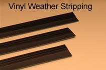 Vinyl Weather Stripping
