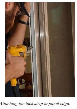 door lock installation instructions