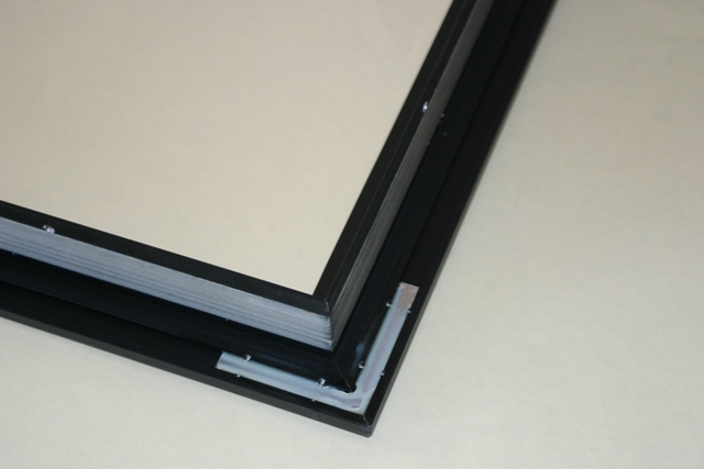 Hale Pet Door Reinforced Corners