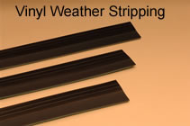 Hale Pet Door Vinyl Weather Stripping