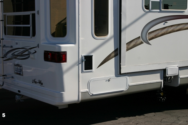 Hale Pet Door Motor Home Pet Door