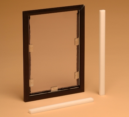 Hale Pet Door Single Pane In Glass Model