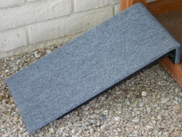 Hale Pet Door standard ramp photo